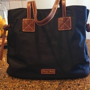 Dooney & Bourke Nylon Tote like new